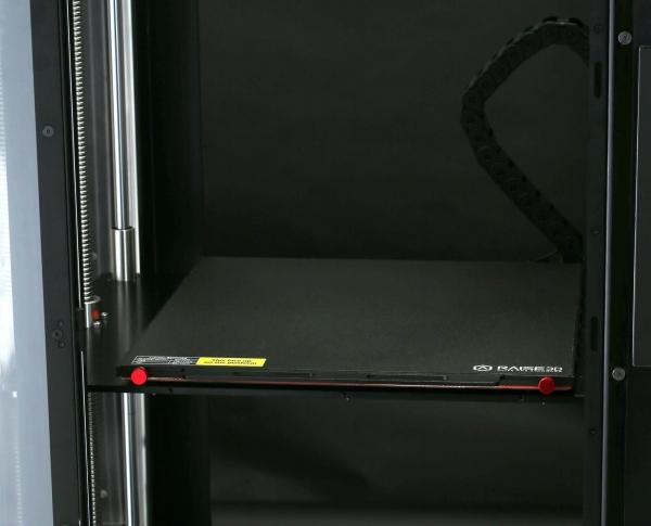 Raise3D Pro2 Druckbett