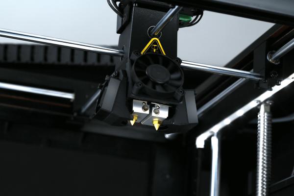 Raise3D Pro2 Plus mit Dual Extruder