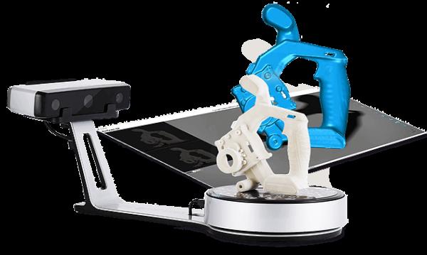 Shining 3D EinScan-SP mit Software