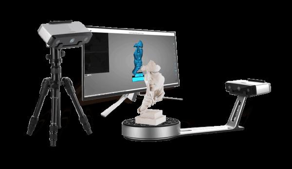 Shining 3D EinScan-SP mit Standfuß und Software