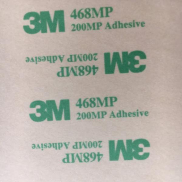 3M Ddoppelseitiges Klebeband 468MP