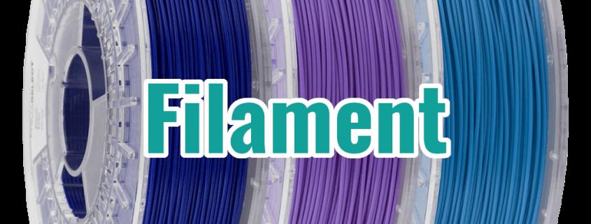 Filament für 3D-Drucker